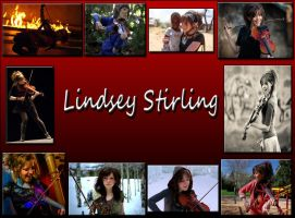 Lindsey Stirling by Scarletmarie16