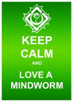 Keep Calm- Mind Worms by hoiist