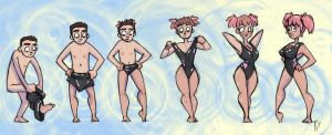 Cmsn- swimsuit by blackshirtboy