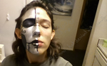 Fanbot Makeup! (2/4) by Emmi-Kat