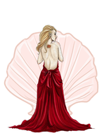 Mythology Project: Aphrodite by batcii