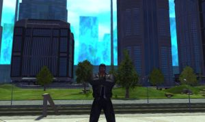 City of Heroes The Biker by CaptFox