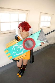 See you in the Country ~ Transistor Cosplay by sparklemiss