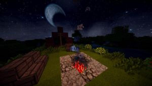 Minecraft: Campsite (TheRoleplayWorld) by GamerPeons