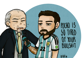 Funny moments from WorldCup by Bisho-s