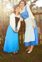 Belle Costume by CatieVG