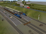 An Overview of Knapford Junction by SkarloeyRailway