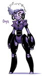 Gemsona: Onyx 2.0 by Lopoddity