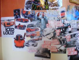 My Top Gear Wall 1 by TopGearCRAZY