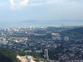 Penang Hill by DJVue