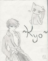 Kyo by Milord-Mori