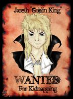 Wanted: Goblin King by Lydia-Burns