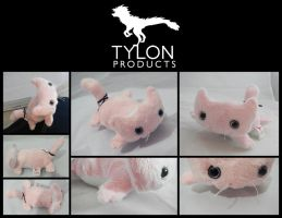 Fat Pink Kitty by Tylon