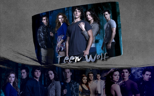 Teen Wolf Cast by forr-yoouu