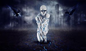 Cyborg Manipulation by JourdainTSC