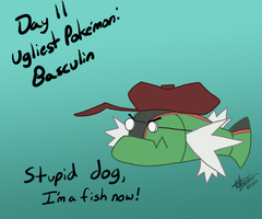 PKMN Challenge Day 11 by godzilla3092