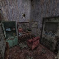 [Silent Hill 2] Heaven's Night room by shprops4xnalara