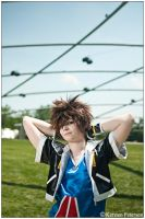 KH: Sora by CosplayerWithCamera