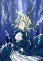 Deep in the Sea of Sorrow by FutatsunoKaanjitsu