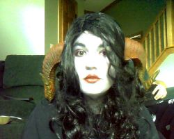 Aradia Cosplay in the works? by Arigalaxy