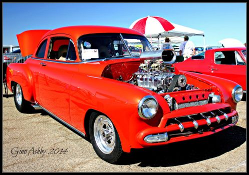 Wicked Chevy by StallionDesigns