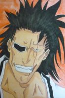 Kenpachi Zaraki - Wanna fight! by Yachiru-likes-candy
