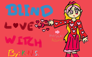 Blind Love Witch-Cover Page by nursal1060