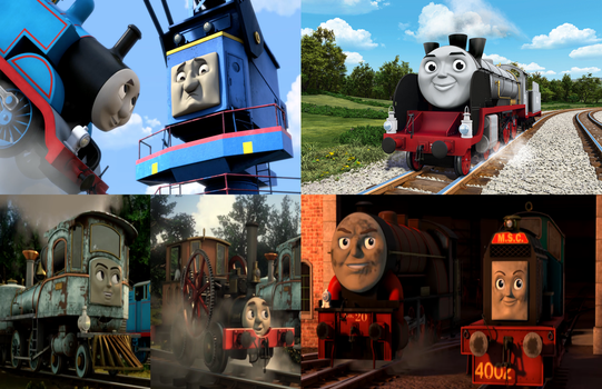 Journey Beyond Sodor Trailer and Characters Review by TDGirlsFanForever