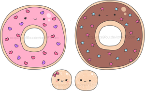 donut family by acquiesce9four