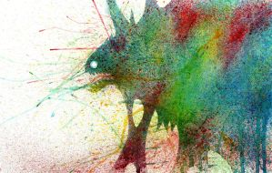 monster of colors by The-Inception