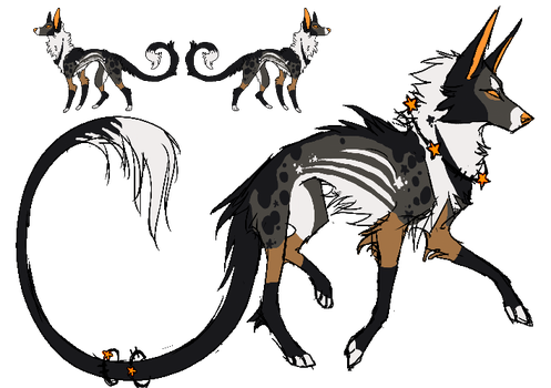 Creatures Lie Here -Equinox-Fox- by Errored-Adopts
