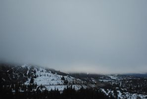 Snowy Mountains by shikerche