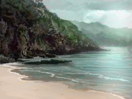 Speed painting3 by CraigSoulsby