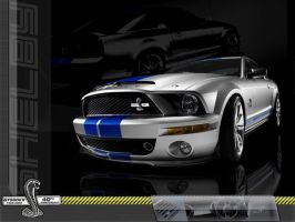 Shelby GT500KR by FordGT