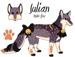 Julian Ref by Miiroku