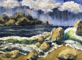 Storm Over Ben Weston Pt. by RandySprout