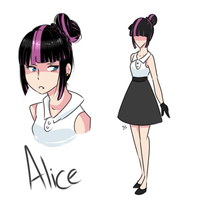 Alice estilo 2.0 by Rumay-Chian