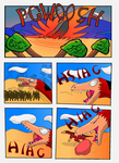 Cretaceous Survivor -Page 4- by SpeedComics
