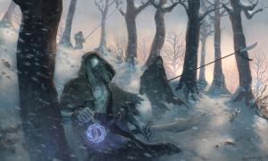 Winter is Coming by KlausPillon