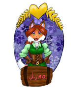 Juna by TheArtisticPony