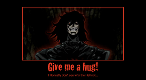 motivational Poster Alucard by GNGTNT105