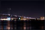 Ben Franklin Bridge by dpbBryan