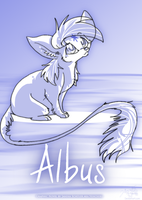 Albus Cover  by JB-Pawstep