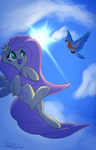 Come Fly With Me by Cosmic-Nova
