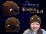 Amaze-ing Wookie Hat by Amaze-ingHats