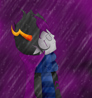 Kiss the rain by Ketsu-Hoi-Spark