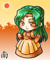 Little Elincia by OutOfTheOrange