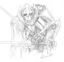 General Grievous by DarthZemog