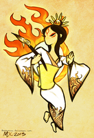 True Amaterasu by Katmomma