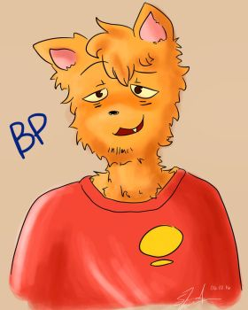 Handsome Burgerpants by SweeterSymphony